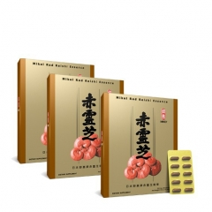 Mikei Red Reishi Essence 3-Box Pack