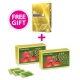 【日產牌】純靈芝2盒裝+送一盒三和靈芝金裝保濕面膜及一個精美布口罩