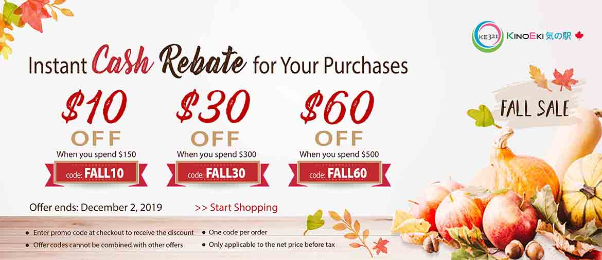 Instant Cash Rebate for Your Purchases