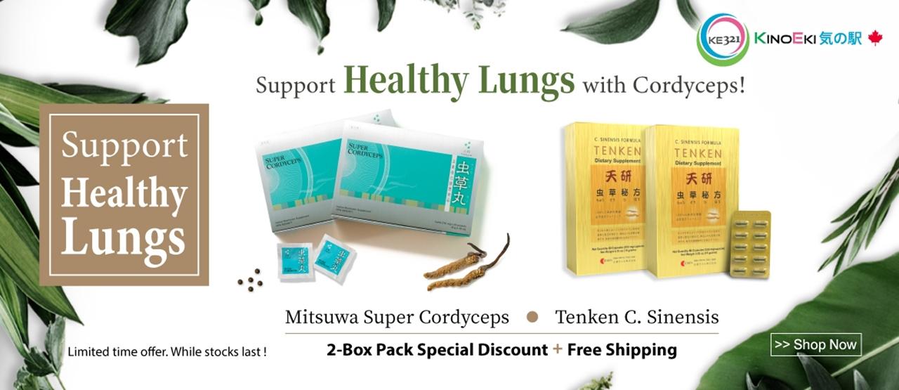 Mitsuwa Cordyceps Special Bundles